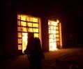 Brand bei Stadtwirtschaft