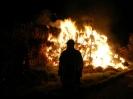 Strohdiemenbrand Tornau 6.11.2006